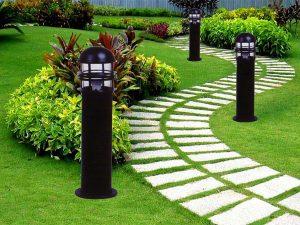 Đèn nấm sân vườn SV11 VNLICO