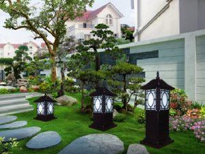 Đèn nấm sân vườn SV17 VNLICO