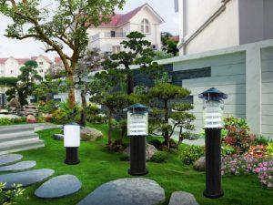 Đèn nấm sân vườn SV18 VNLICO